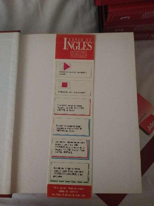 Imagen producto Curso de ingles de planeta agostini, incluye diccionario 3