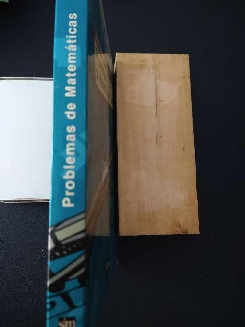 Imagen producto Libro que se regala de problemas de matemáticas B.U.P. 1 5