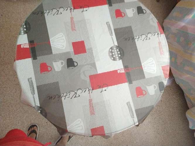 Imagen producto Mesa de camilla redonda  4