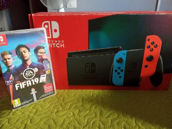 Imagen se vende nintendo switch completamente nueva