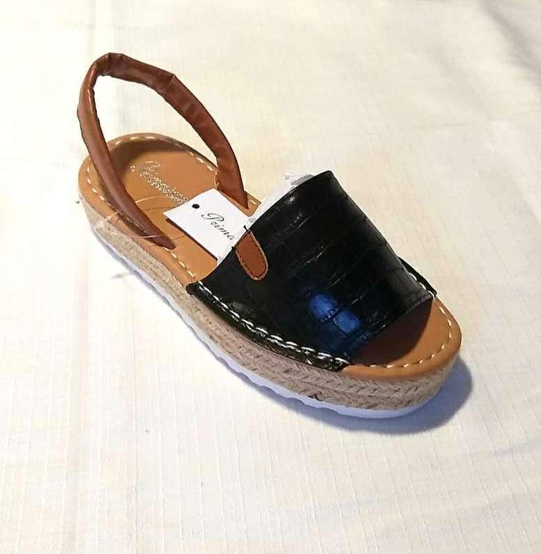 Imagen sandalia de mujer nuevas