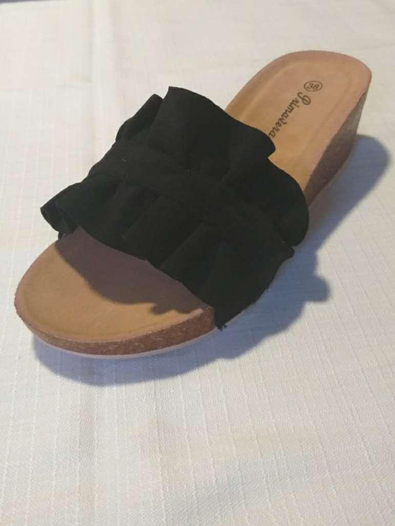 Imagen sandalias mujer nuevas