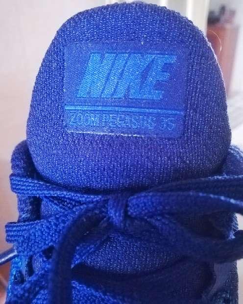 Imagen producto Nike zoom pegasus 35 talla 43  3