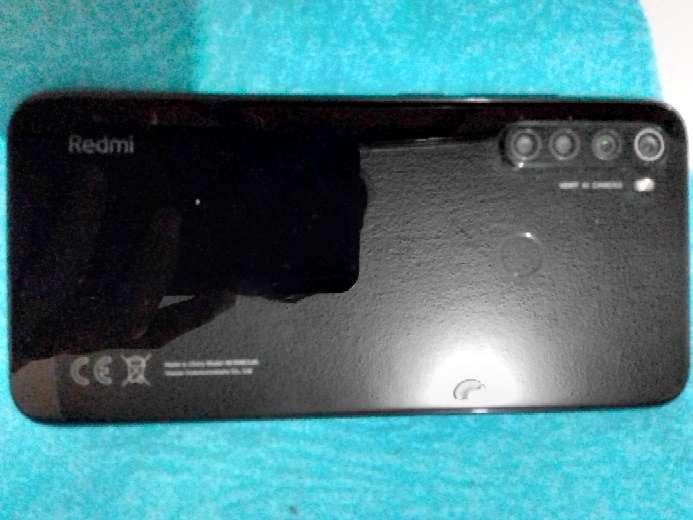 Imagen Xiaomi Redmi note 8 negro