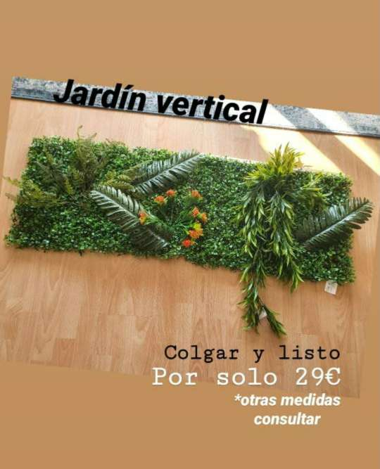 Imagen producto Jardines verticales 7