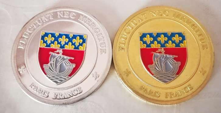 Imagen Medallas de París Francia