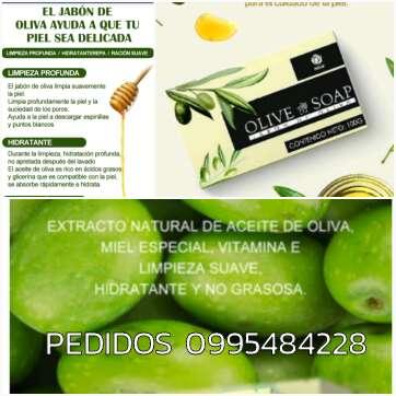 Imagen producto Jabón OLIVE SOAP de HGW 1
