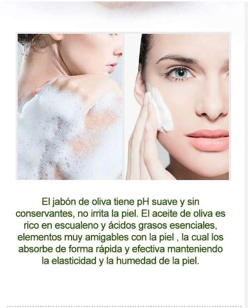 Imagen producto Jabón OLIVE SOAP de HGW 2
