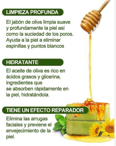 Imagen producto Jabón OLIVE SOAP de HGW 3