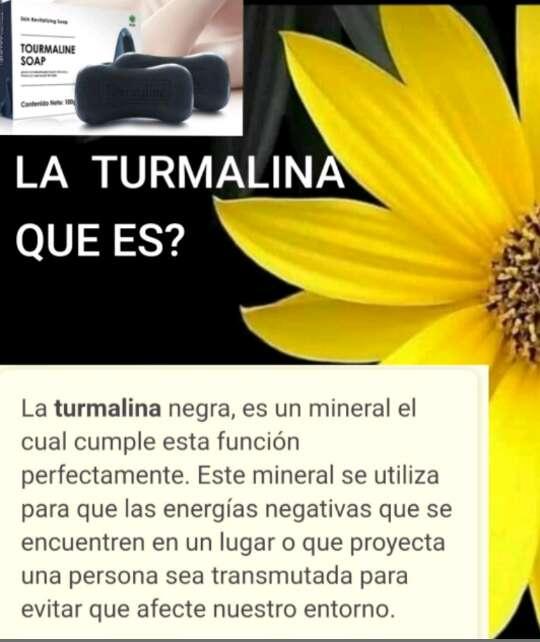 Imagen producto Jabón TOURMALINE SOAP de HGW 4