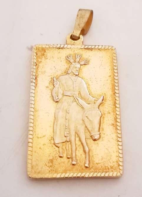 Imagen Colgante Cristo pollinica