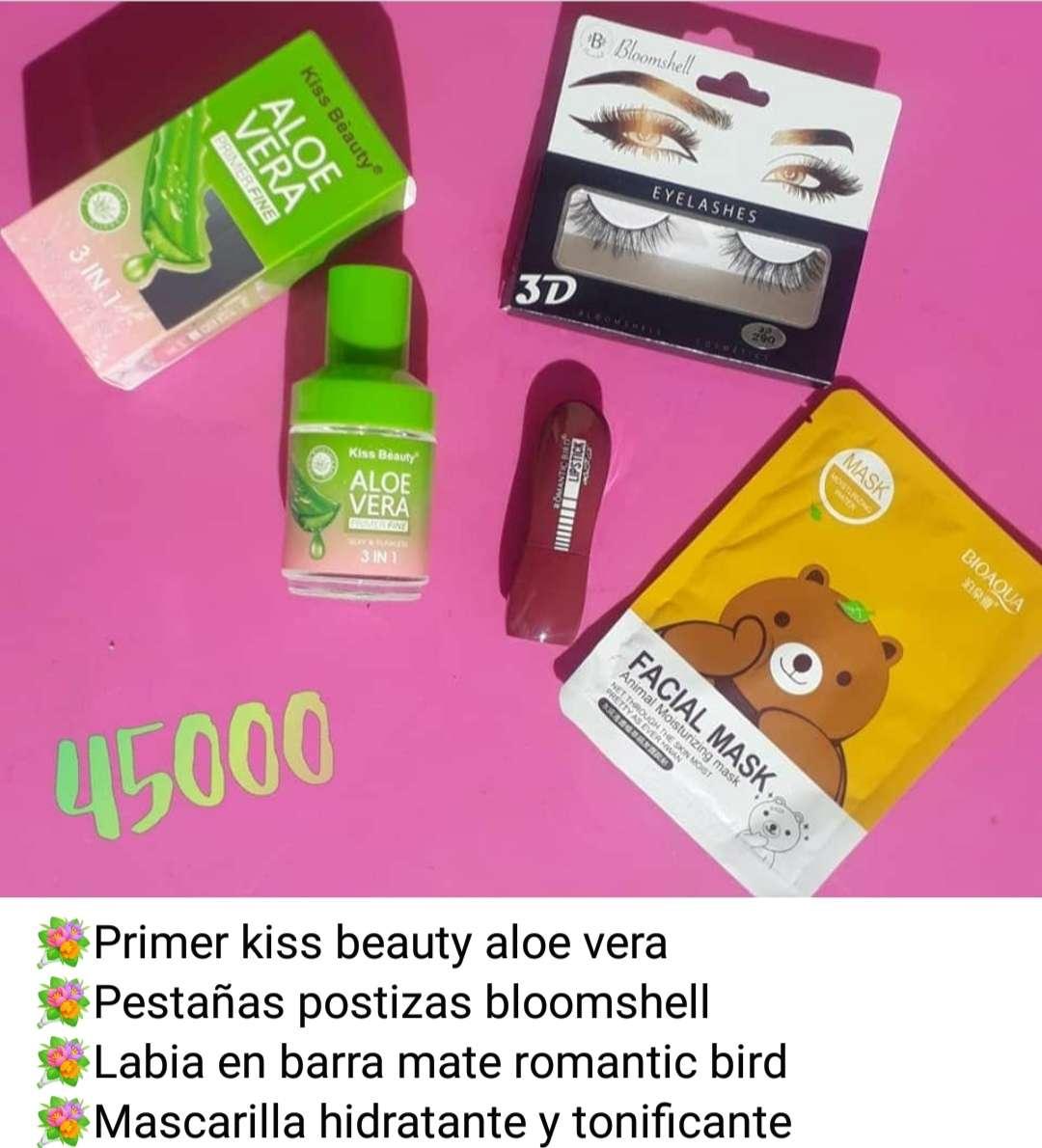 Imagen producto Kit de maquillaje  5