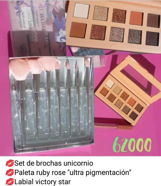 Imagen producto Kit de maquillaje  2