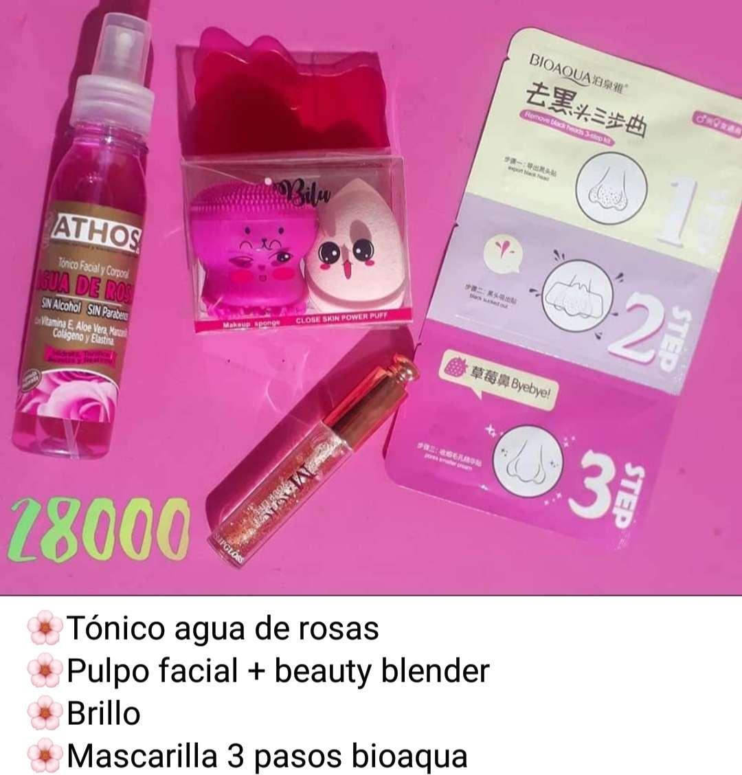 Imagen producto Kit de maquillaje  4