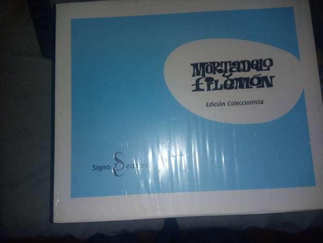 Imagen Mortadelo y Filemon (EDICION COLECCIONISTA)