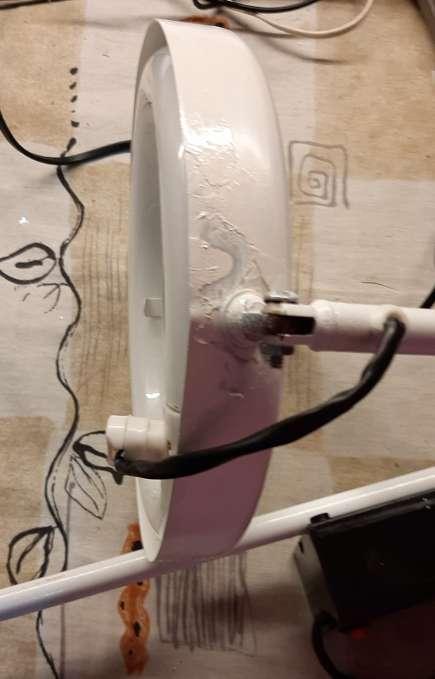 Imagen producto Lámpara lupa, uso cosmetológico 6