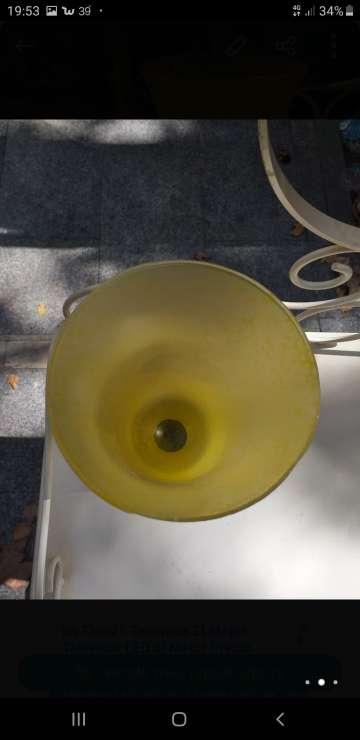 Imagen producto Jarron de cristal mallorquín  3