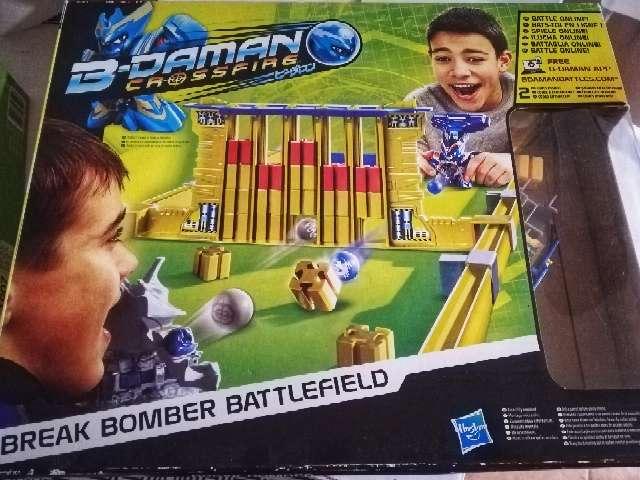 Imagen Juego para niños BDaman Crossfire