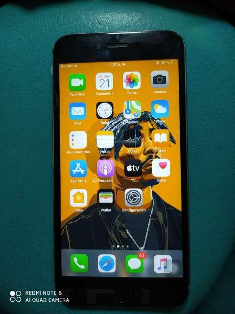 Imagen producto IPhone 6 s plus 2