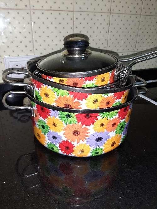 Imagen producto Batería de Cocina Primavera 2