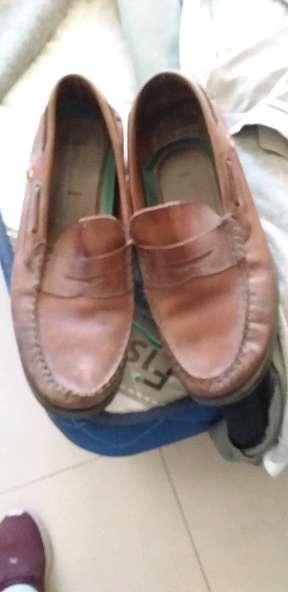 Imagen zapatos cuero 43