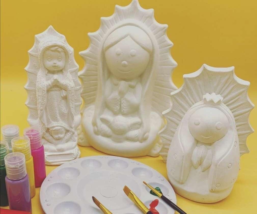 Imagen Virgen de Guadalupe