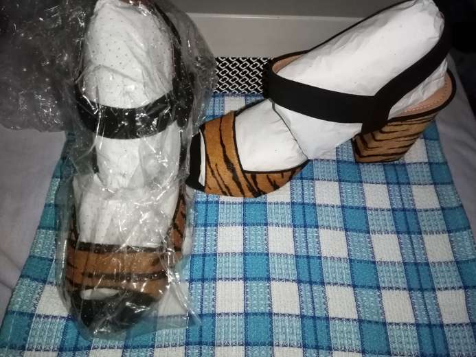 Imagen producto Zapatos importados de Brasil animal prin  4