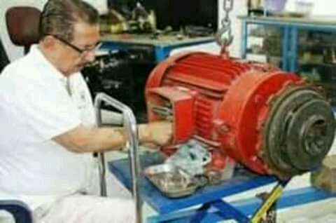 Imagen Reparación de Motores Eléctricos ( Embobinado )