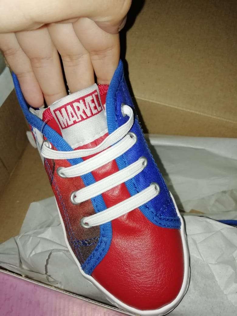 Imagen producto Lindos zapatos de super eroes para niños  7