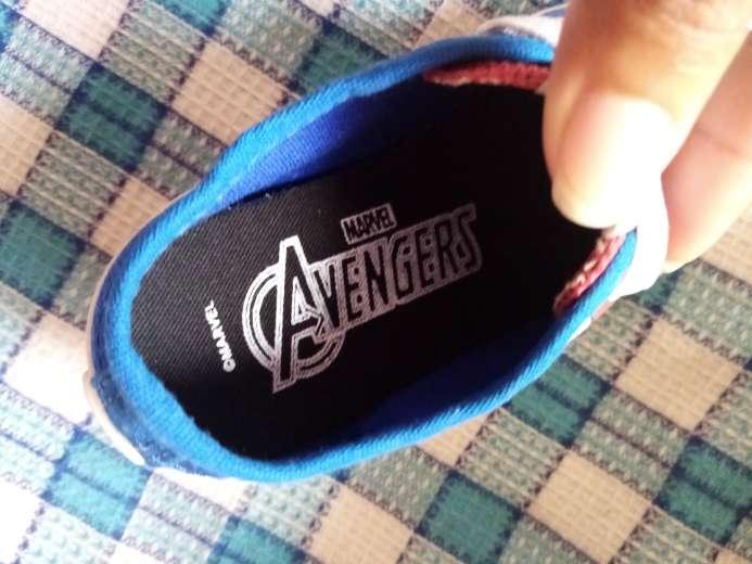Imagen producto Lindos zapatos de super eroes para niños  3