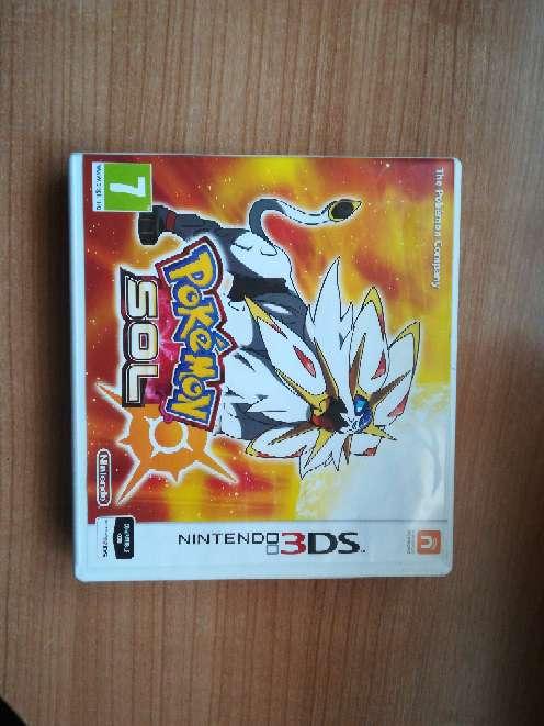 Imagen Pokemon sol