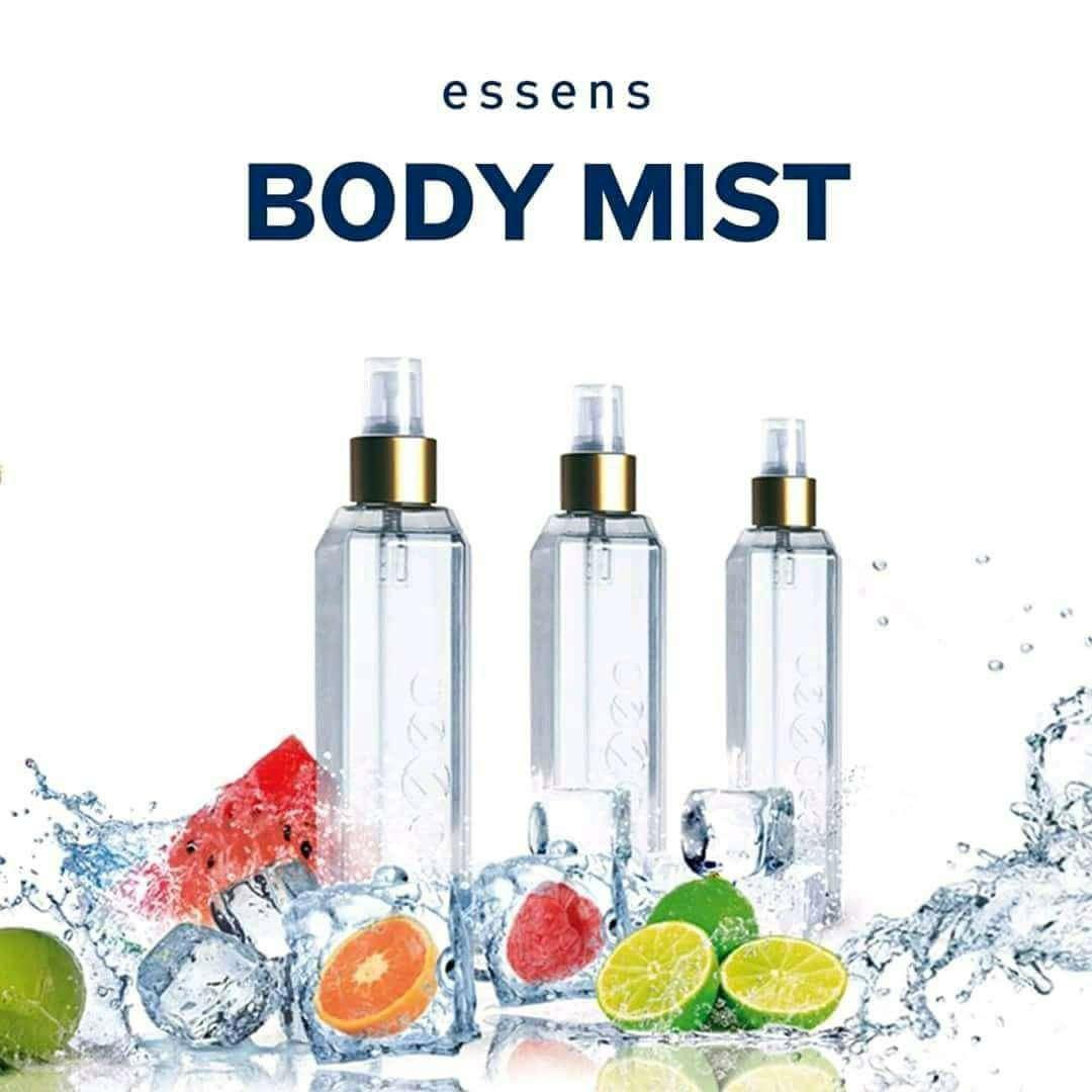 Imagen producto Perfumes frescos body Mist  3