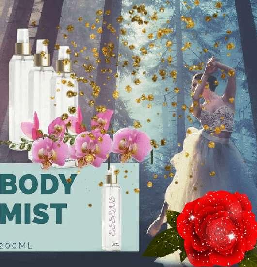 Imagen perfumes frescos body Mist