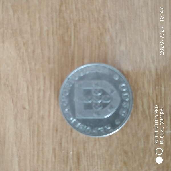 Imagen producto Moneda centenaria  2