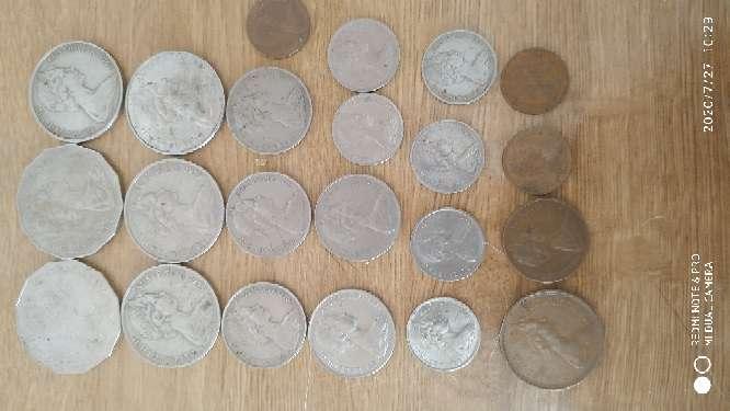 Imagen producto Monedas Elizabeth II 1