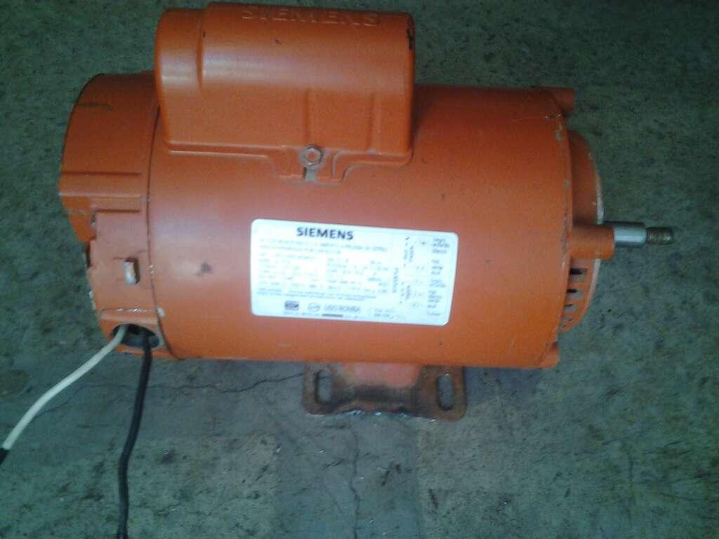 Imagen producto Vendo Motor Eléctrico 1.5 hp  110 volts. 2