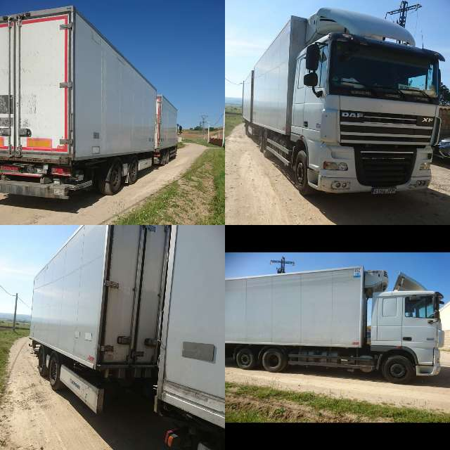 Imagen producto Camion Daf xf-105 2