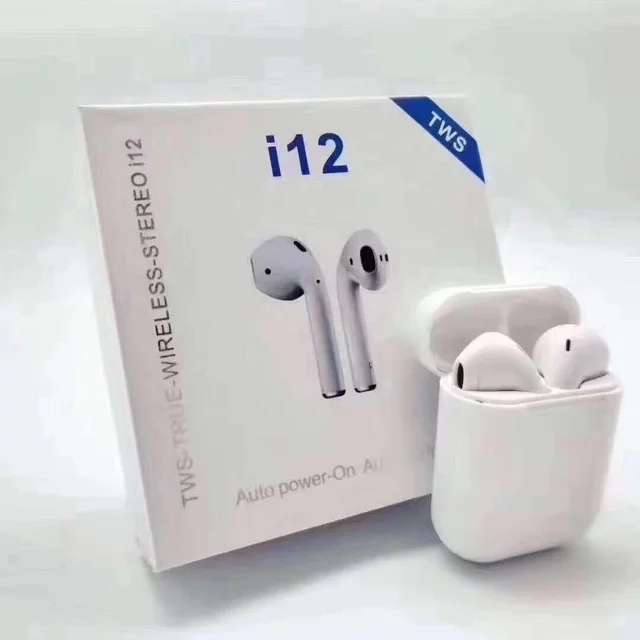 Imagen producto Bluetooth auriculares inpods inalámbricos 12  4
