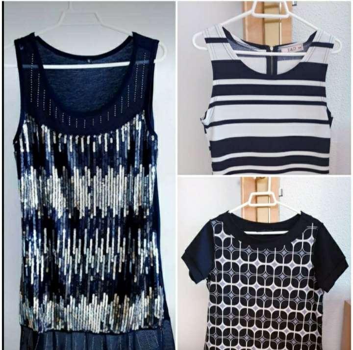 Imagen Lote 3 vestidos mujer talla 38