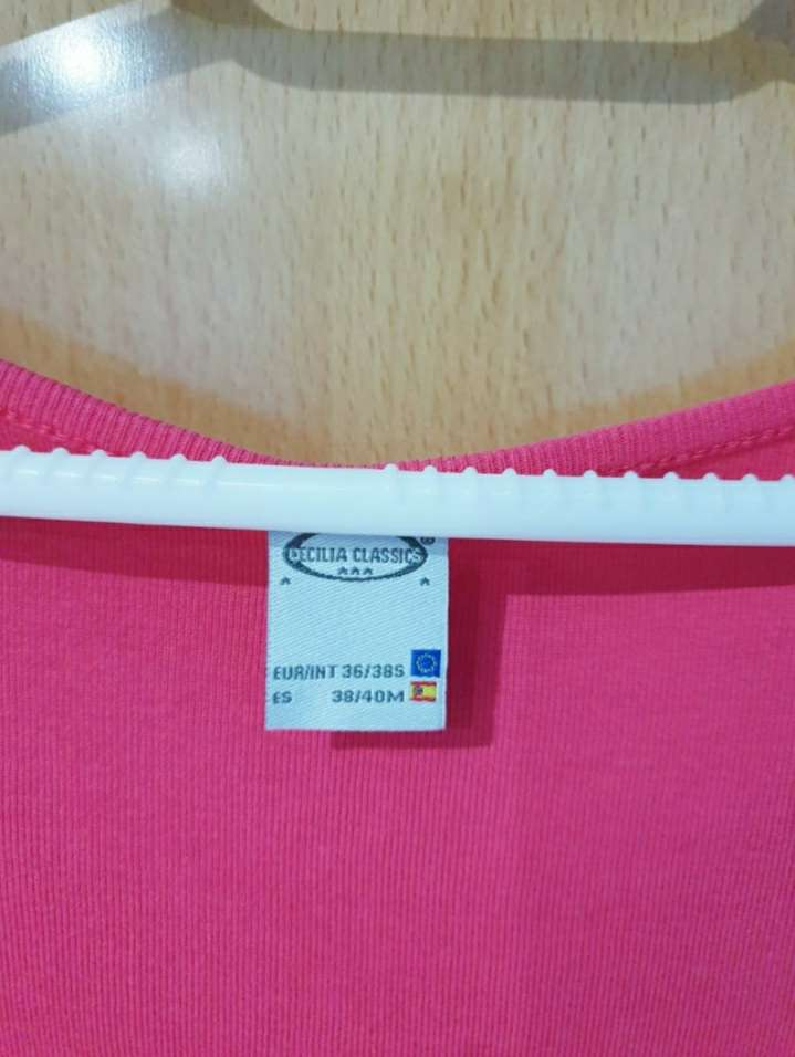 Imagen producto Vestido verano chica talla 38. 4
