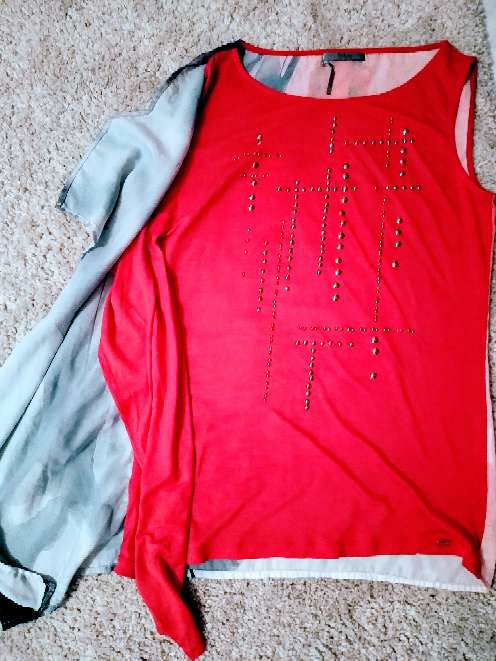 Imagen producto Camiseta Salsa TS 6