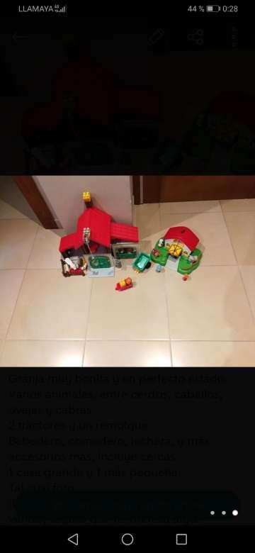 Imagen Se vende granja de juguete