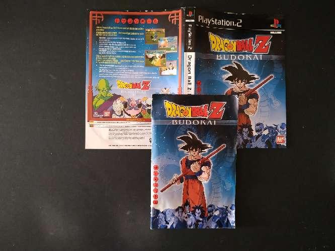 Imagen Dragon ball z Budokai PS2