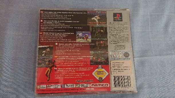 Imagen producto Tekken 3 ps1 5