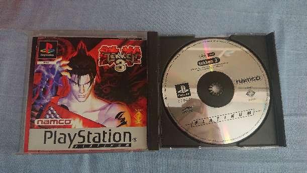 Imagen producto Tekken 3 ps1 3