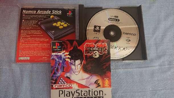 Imagen Tekken 3 ps1