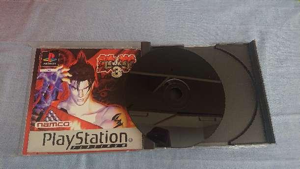 Imagen producto Tekken 3 ps1 4