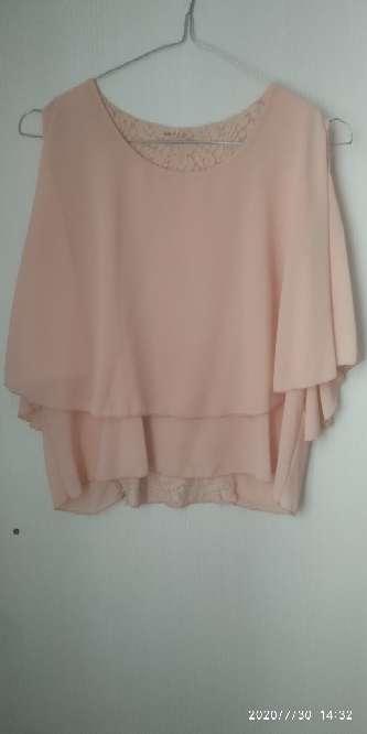 Imagen blusa rosa