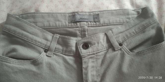 Imagen producto Pantalón gris azul claro 1