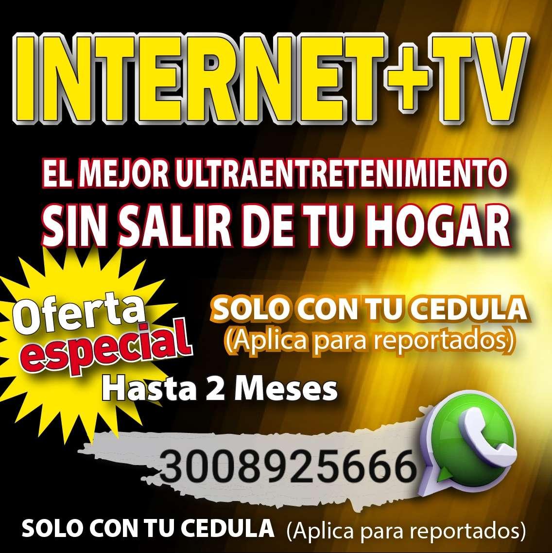 Imagen television Internet Telefonía